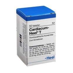 Cardiacum Heel T 50 Tbl.