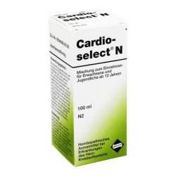 Cardioselect N 100 ml Tropf.