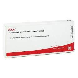 Cartilago Artic. Coxae Gl D5 Wala 10 x1ml Amp.