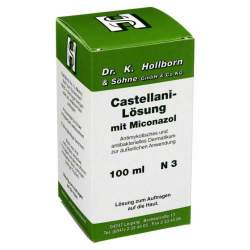 Castellani mit Miconazol 100ml Lsg.