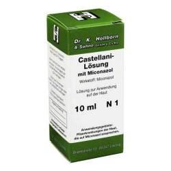 Castellani mit Miconazol 10ml Lsg.