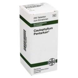Caulophyllum Pentarkan® 200 Tbl.