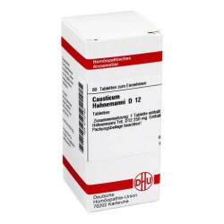 Causticum Hahnemanni D12 DHU 80 Tbl.
