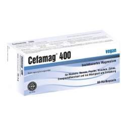 Cefamag® 400 60 Hartkaps.