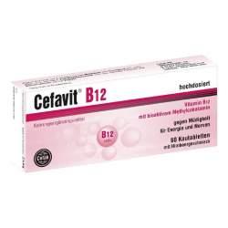 Cefavit® B12 60 Kautabletten