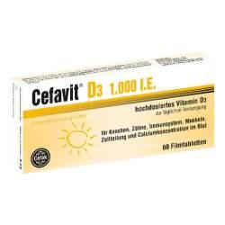 Cefavit® D3 1.000 I.E. 60 Filmtbl.