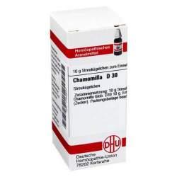Chamomilla D30 DHU Glob. 10 g