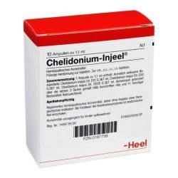 Chelidonium Injeel 10 Amp.