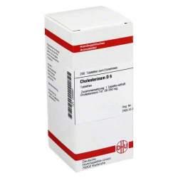 Cholesterinum D6 DHU 200 Tbl.