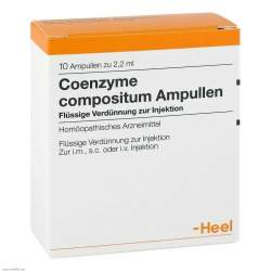 Coenzyme compositum 10 Amp.
