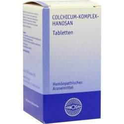 Colchicum Komplex Hanosan 100 Tbl.