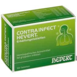 Contrainfect Hevert Erkältungstabletten 100 Tbl.
