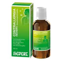 Contrallergia Hevert Heuschnupfentropfen 100 ml