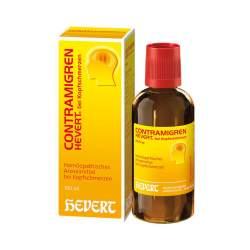Contramigren Hevert bei Kopfschmerzen Mischung 100 ml