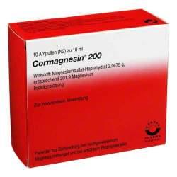 Cormagnesin® 200 10 Amp. zu 10ml