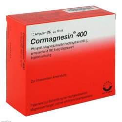 Cormagnesin® 400 10 Amp. zu 10ml