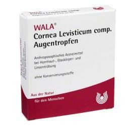 Cornea/Levisticum comp. Wala AT 5x0,5ml ED