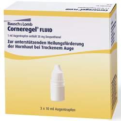 Corneregel® Fluid 3 x 10ml Augentropfen