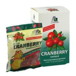 Cranberry Kapseln 400mg 240 St.