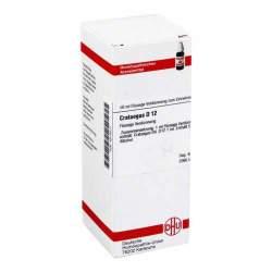 Crataegus D12 DHU Dil. 50 ml