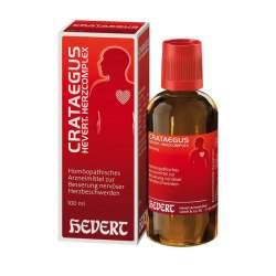 Crataegus Hevert Herzcomplex Tropf. 100 ml