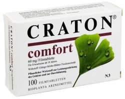 CRATON® comfort 60 mg/Filmtablette 100 Filmtbl.