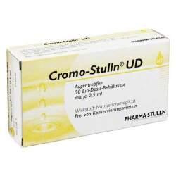 Cromo-Stulln® UD Augentropf. 50x0,5ml ED