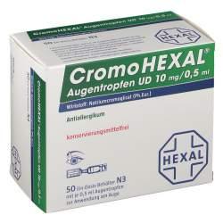 CromoHEXAL® AT UD 50 Einzeldos.-pip.