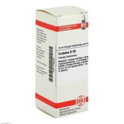 Crotalus D30 DHU Dil. 20 ml