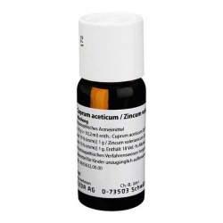 Cuprum aceticum/Zincum valerianicum Weleda Dil. 50 ml