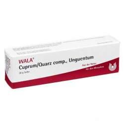 Cuprum/Quarz comp., Unguentum Wala Salbe 30g