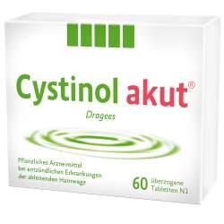 Cystinol akut® 60 überz. Tbl.