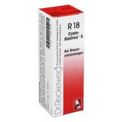 Cysto-Gastreu® S R18 Tropfen 22ml