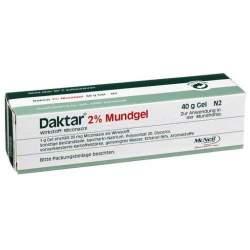 Daktar® 2% Mundgel 40 g