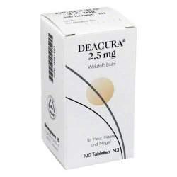 Deacura® 2,5mg 100 Tbl.