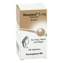 Deacura® 5mg 100 Tbl.