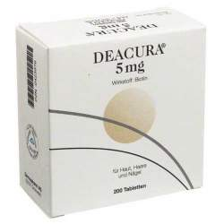 Deacura® 5mg 200 Tbl.