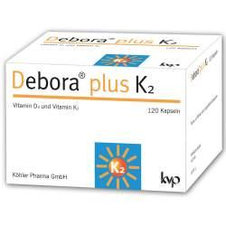 Debora® plus K2 120 Kapseln