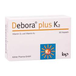 Debora® plus K2 60 Kapseln