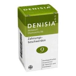 Denisia 9 Zahnungsbeschw. 80 Tbl.