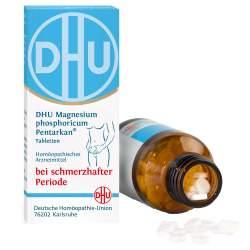 DHU Magnesium phos. Pentarkan Periodenschmerz 80 Tabletten