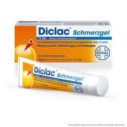Diclac® Schmerzgel 1% 150 g