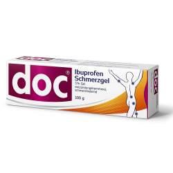doc Ibuprofen Schmerzgel 5 %, Gel 100g