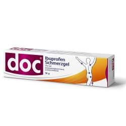 doc Ibuprofen Schmerzgel 5 %, Gel 50g