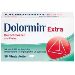 Dolormin® Extra, 400 mg 50 Filmtabletten