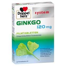 Doppelherz® Ginkgo 120 mg 30 Filmtbl.