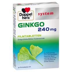 Doppelherz® Ginkgo 240 mg 30 Filmtbl.