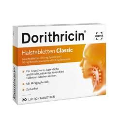 Dorithricin® Halstabletten Classic 20 Lutschtbl.