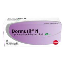 Dormutil® N 20 Tbl.