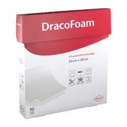 DracoFoam Schaumstoffverband 10 St. 20x20cm